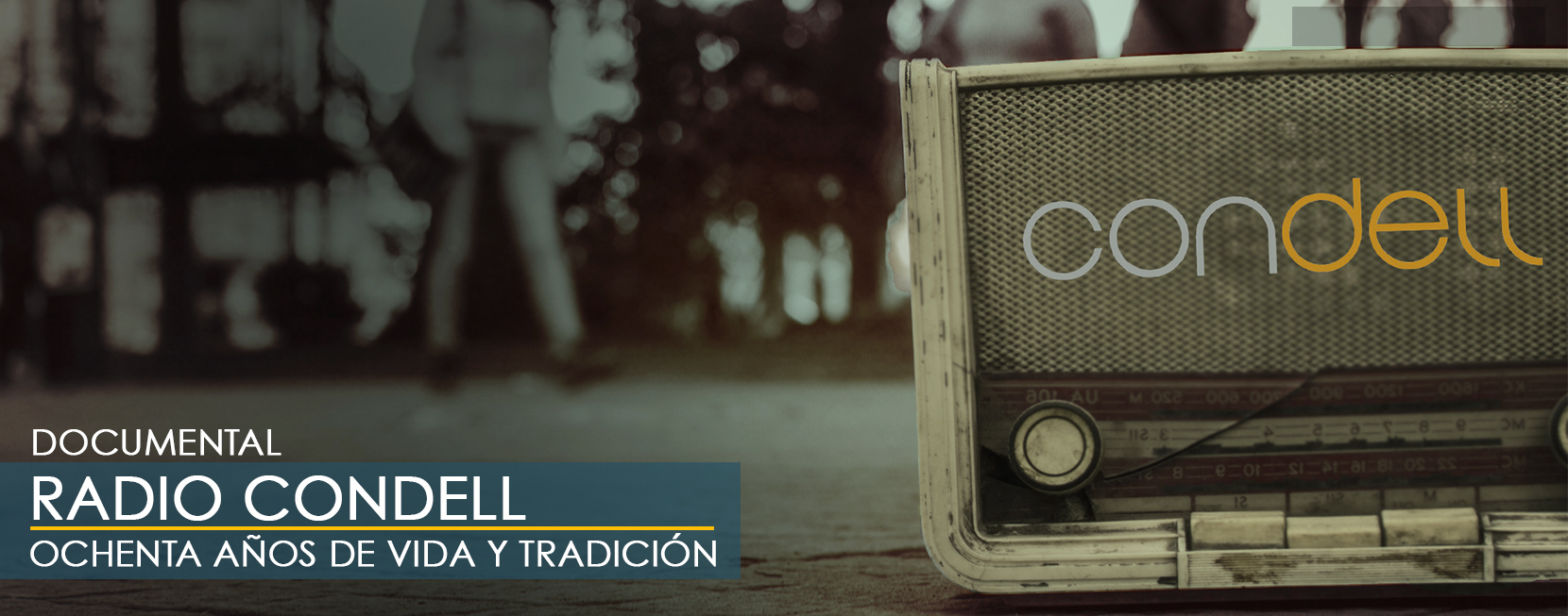 documental radio Condell